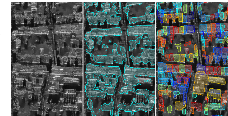 Figure 1 for CG-Net: Conditional GIS-aware Network for Individual Building Segmentation in VHR SAR Images