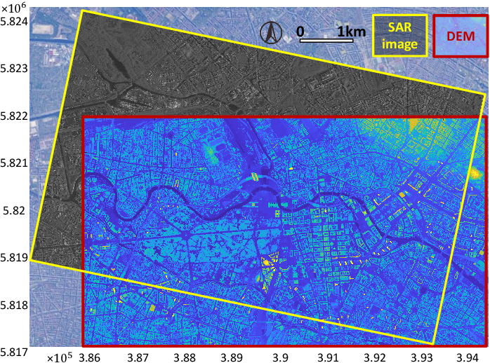 Figure 2 for CG-Net: Conditional GIS-aware Network for Individual Building Segmentation in VHR SAR Images