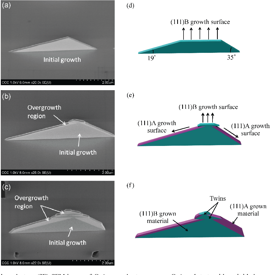 Carrier Dynamics And Doping Profiles In Gaas Nanosheets Semantic Gallium Arsenide Process Figure 1