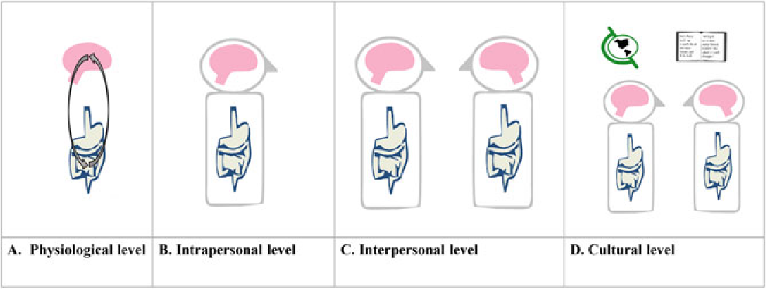 Figure 1 from A psychology of the human brain–gut–microbiome