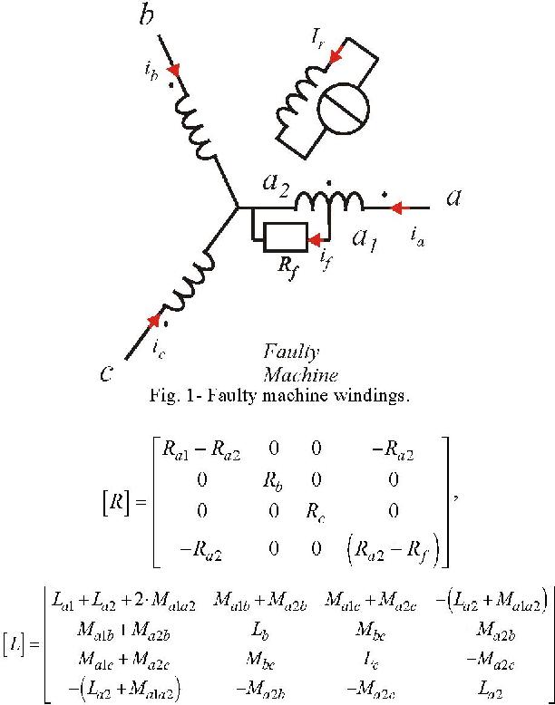 Back Emf Based Detection Of Stator Winding Inter Turn Fault For Pm