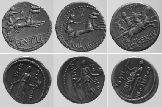 Figure 2 for Ancient Coin Classification Using Graph Transduction Games