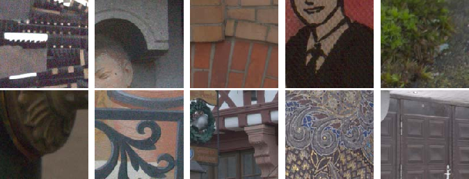 Fig. 5. Some sample images from the Dataset 2 [56].