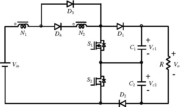 Dc Voltage Doubler Circuit on