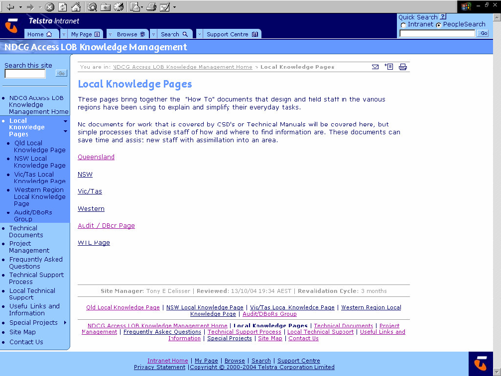 PDF] The Development and Implementation of a Knowledge