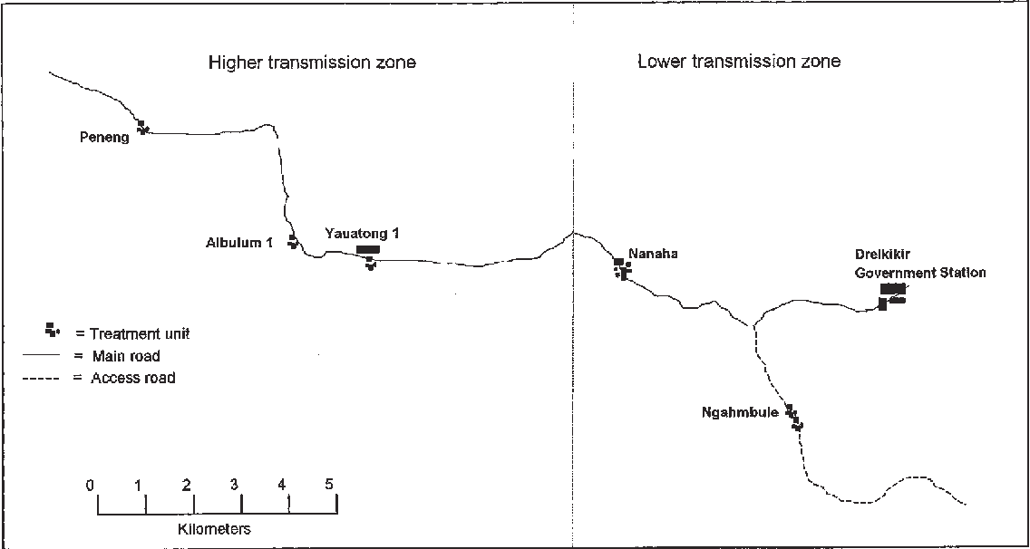 Figure 1 from Towards eliminating lymphatic filariasis in