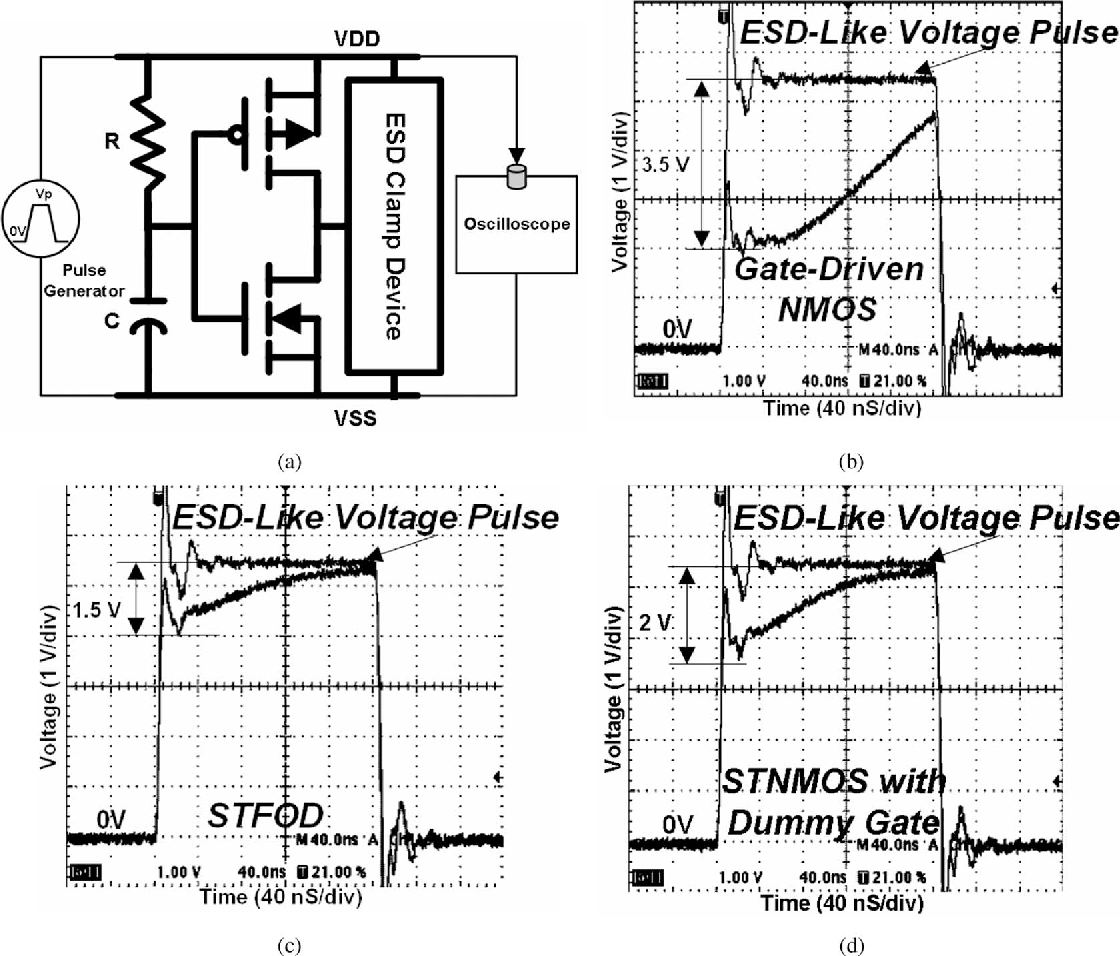 Esd Failure Mechanisms Of Analog I O Cells In 018 Spl Mu M Cmos Design Onchip With Mixedmode Circuit Simulation Technology Semantic Scholar
