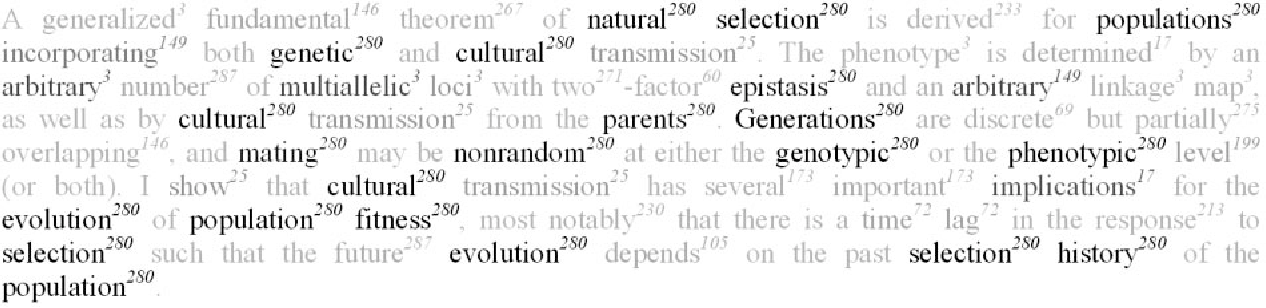 finding scientific topics