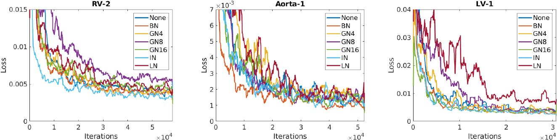 Figure 3 for Normalization in Training Deep Convolutional Neural Networks for 2D Bio-medical Semantic Segmentation