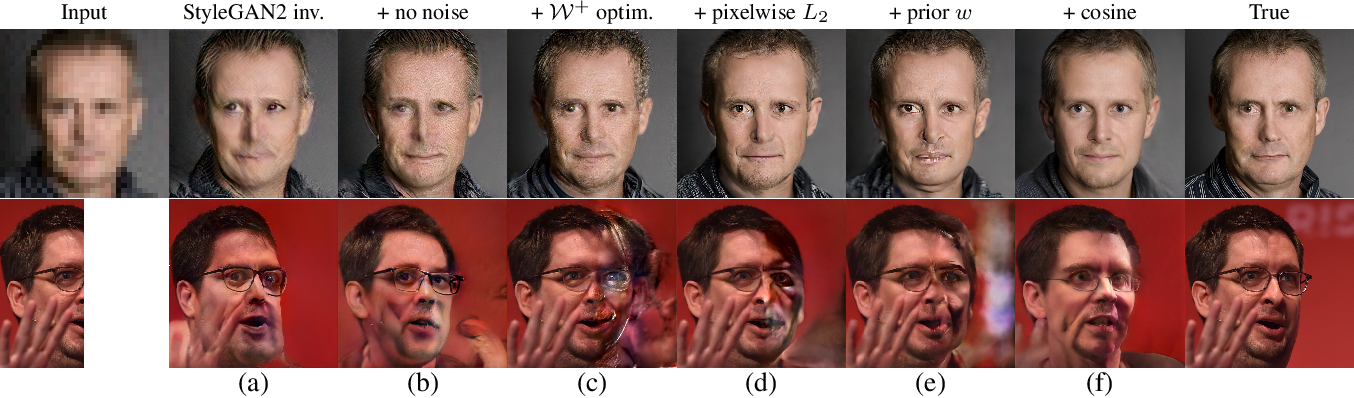 Figure 4 for Bayesian Image Reconstruction using Deep Generative Models