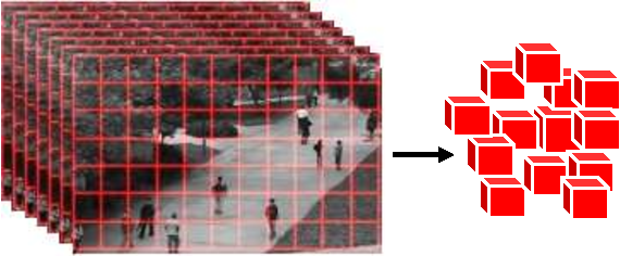 Figure 1 for Real-Time Anomalous Behavior Detection and Localization in Crowded Scenes