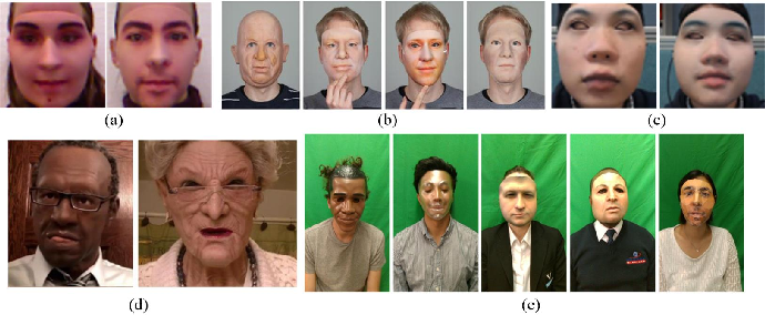 Figure 3 for 3D Face Anti-spoofing with Factorized Bilinear Coding