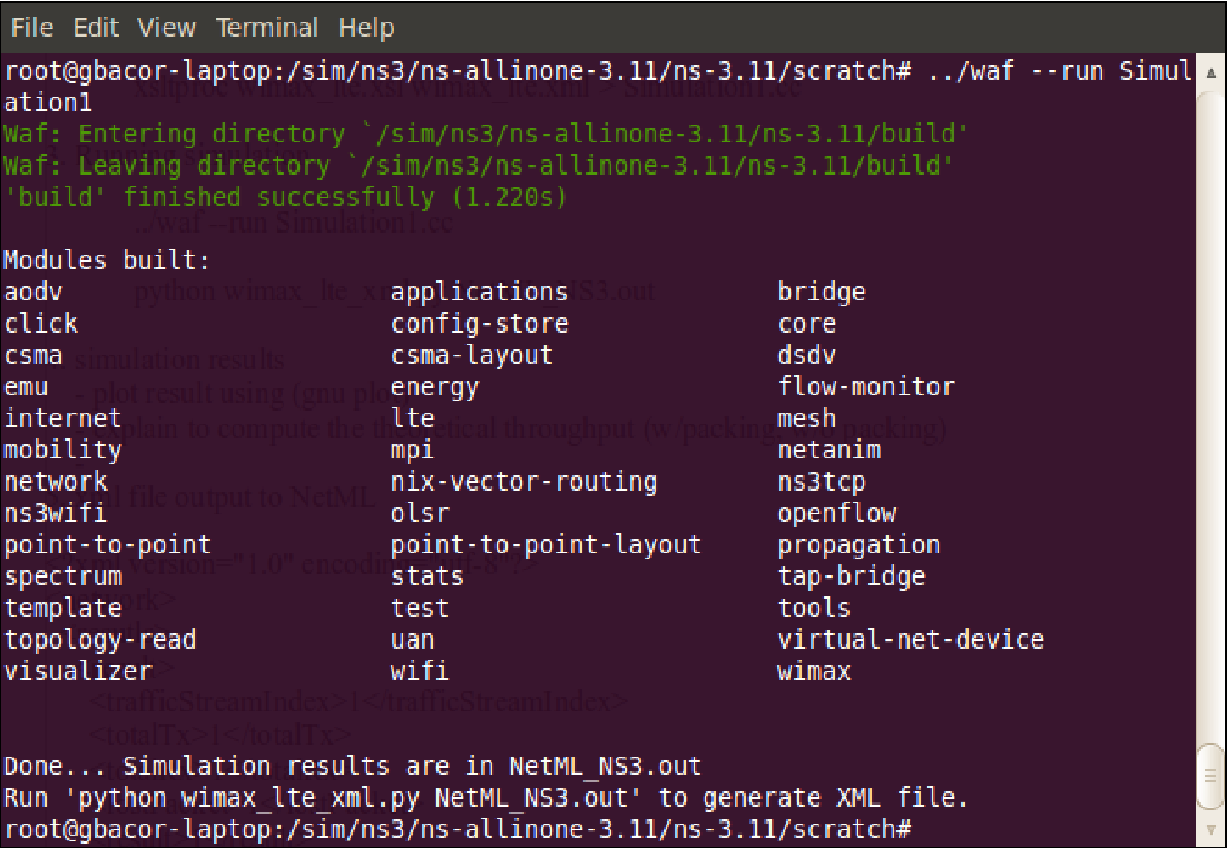 PDF] Cloud-based network simulator for next generation