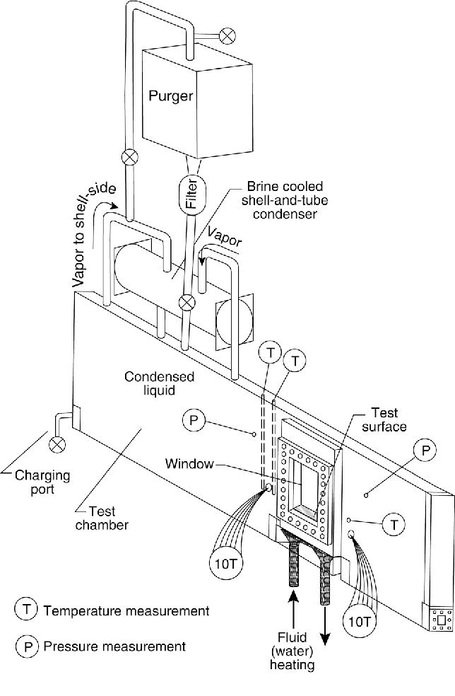 Effect Of Diamond Nanolubricant On R134a Pool Boiling Heat Transfer