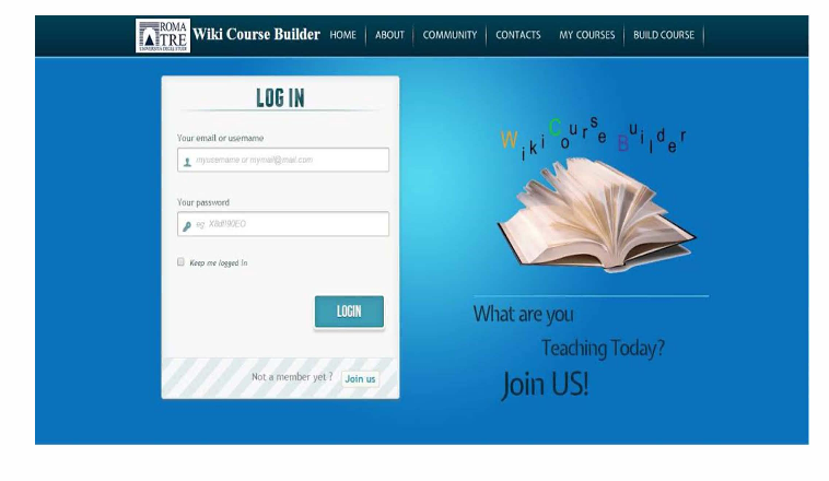 Wiki course builder: A system for retrieving and sequencing