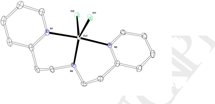 Figure 5 From Anticancer Activity Of A Series Of Copperii