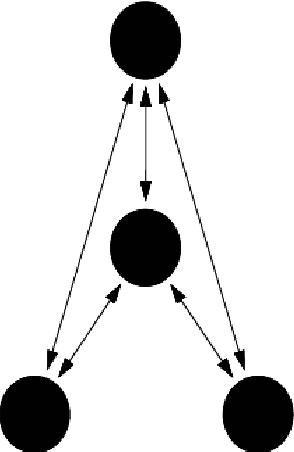 Figure 3. A Mesh network topology