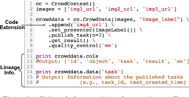 Reprowd: Crowdsourced Data Processing Made Reproducible - Semantic on