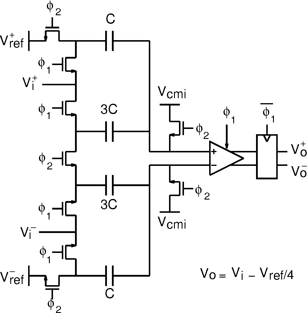 Design For Reliability Of Low Voltage Switched Capacitor Capacitors In Circuit Semantic Scholar