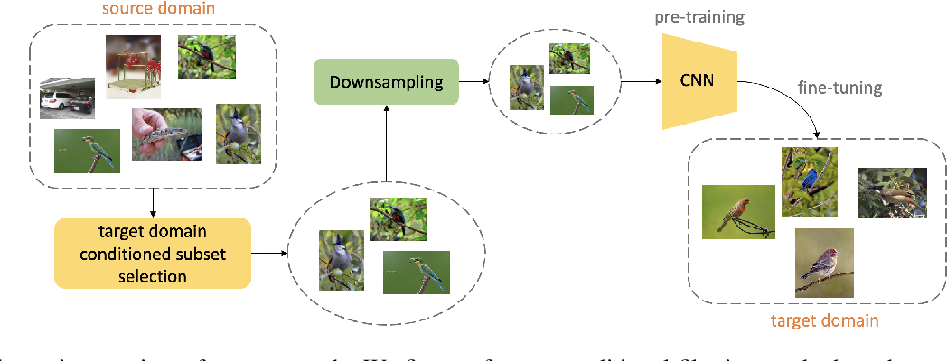 Figure 1 for Efficient Conditional Pre-training for Transfer Learning