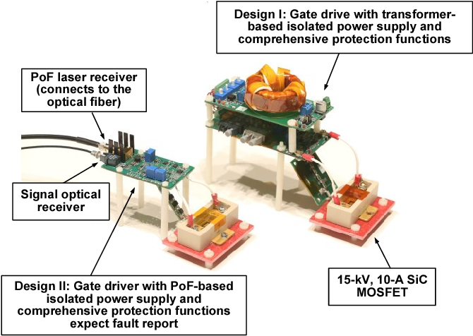 Figure 4 From A 15 Kv Sic Mosfet Gate Drive With Power
