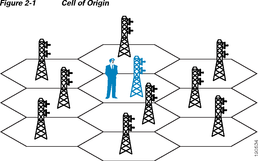 Figure 2-1 Cell of Origin