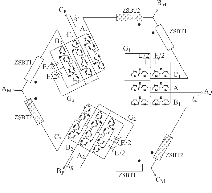 New Hexagonal Three Phase Voltage Source Converter Topology For High