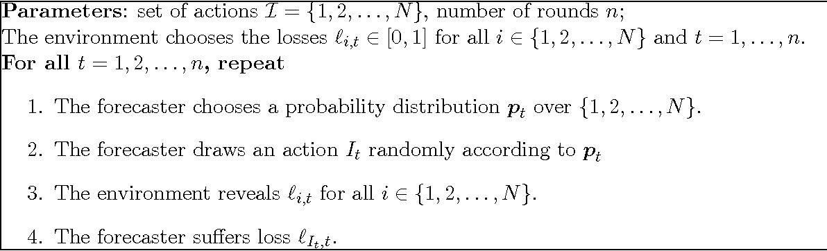 Figure 1 for Prediction by Random-Walk Perturbation