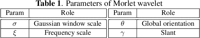 Figure 2 for Parametric Scattering Networks