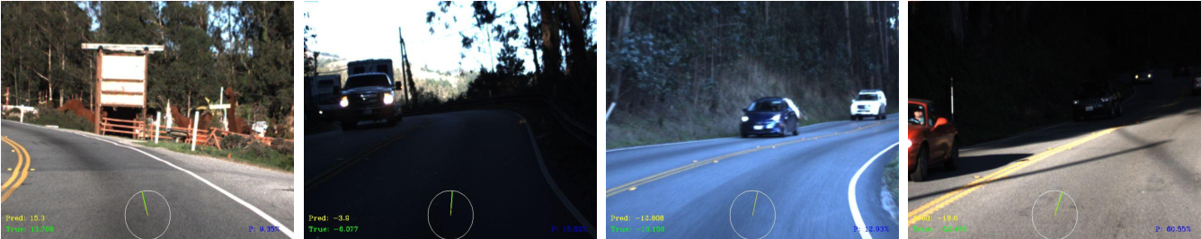 Figure 3 for Deep Steering: Learning End-to-End Driving Model from Spatial and Temporal Visual Cues