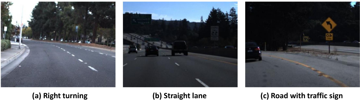 Figure 4 for Deep Steering: Learning End-to-End Driving Model from Spatial and Temporal Visual Cues