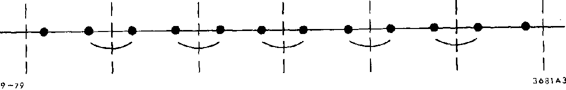 Fig. 13. Couplings for the spin-112 theory equivalent to the m + w integer-spin theory (3.36).