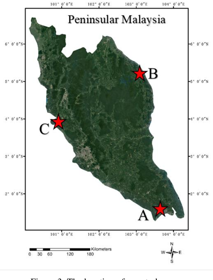 Figure 4 for Cross-regional oil palm tree counting and detection via multi-level attention domain adaptation network