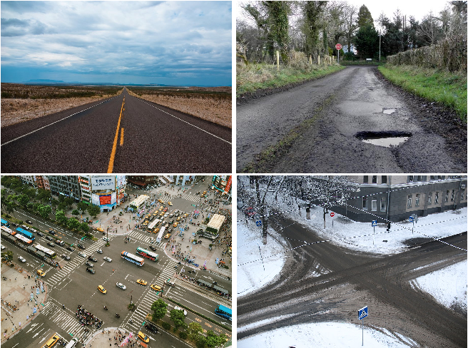 Figure 1 for FARSA: Fully Automated Roadway Safety Assessment