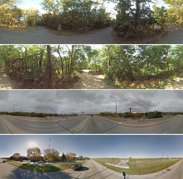 Figure 3 for FARSA: Fully Automated Roadway Safety Assessment