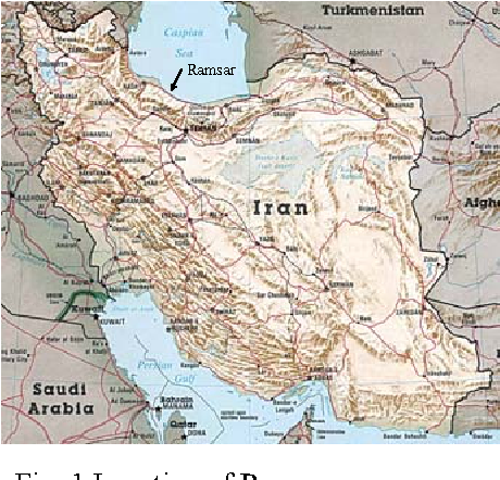 The high background radiation area in ramsar iran geology norm figure 1 gumiabroncs Choice Image