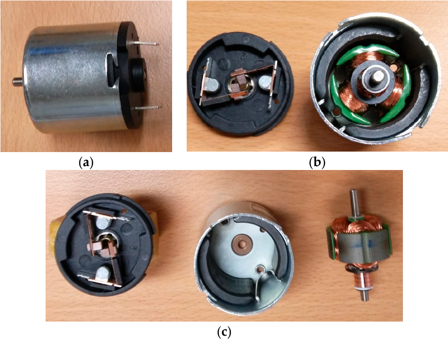 PDF] Characterizing Sources of Small DC Motor Noise and Vibration