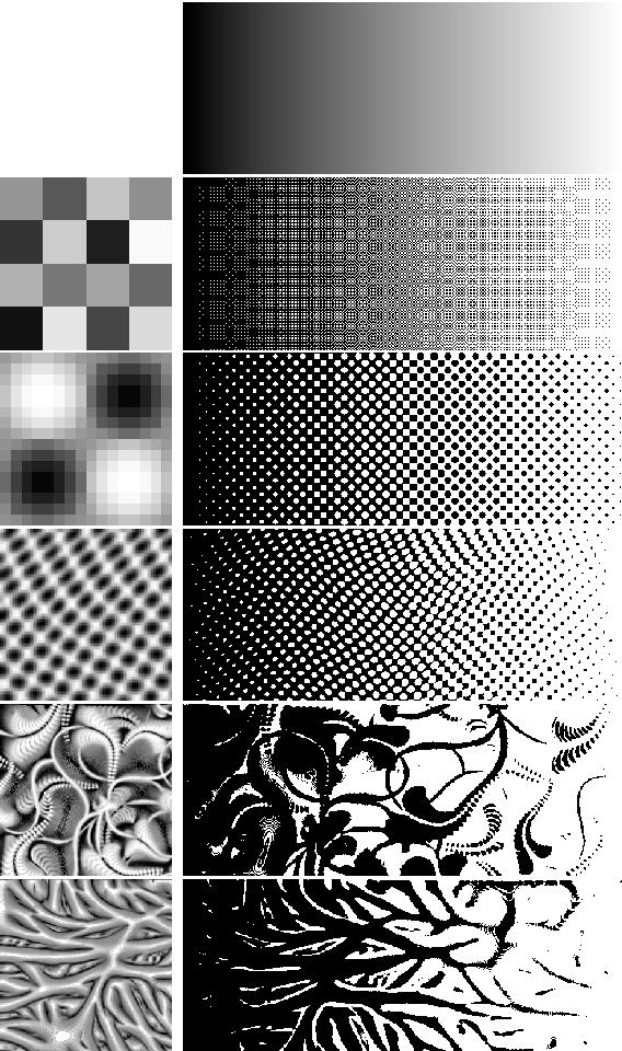 Figure 1 for Image-based Portrait Engraving