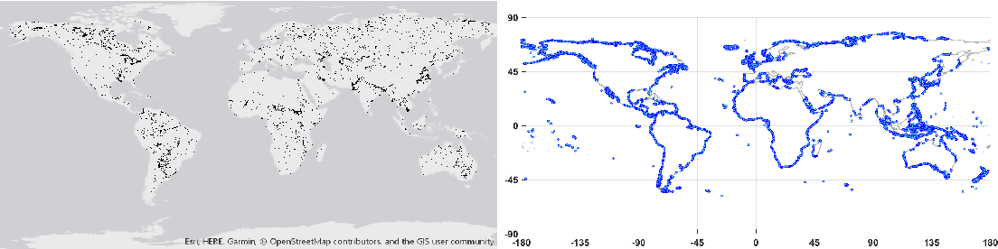 Figure 2 for Visualizing the Consequences of Climate Change Using Cycle-Consistent Adversarial Networks