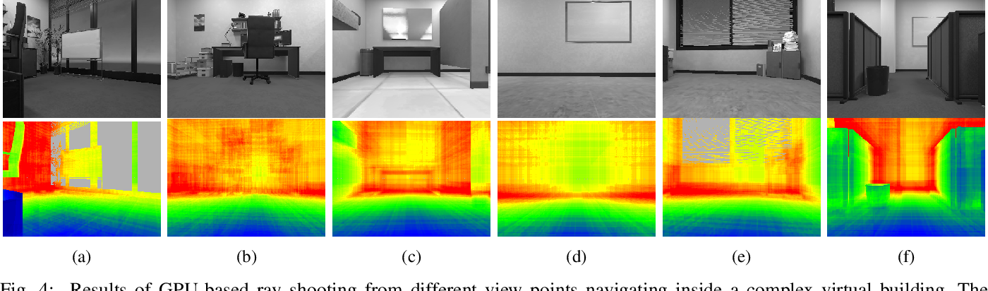 Figure 4 for Accelerating Probabilistic Volumetric Mapping using Ray-Tracing Graphics Hardware