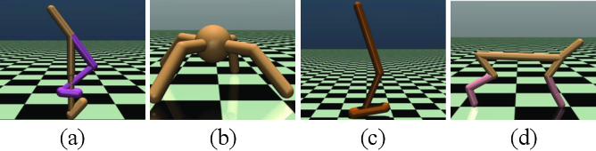 Figure 3 for Off-policy Maximum Entropy Reinforcement Learning : Soft Actor-Critic with Advantage Weighted Mixture Policy(SAC-AWMP)