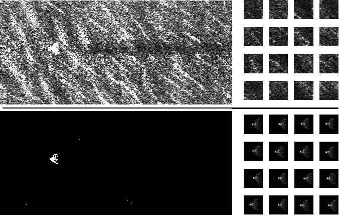 Figure 2 for Robust Sonar ATR Through Bayesian Pose Corrected Sparse Classification