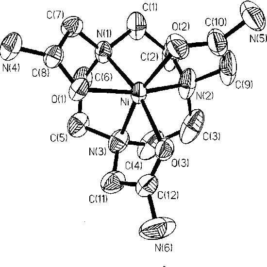 Figure 4 From Comparison Of Divalent Transition Metal Ion Paracest
