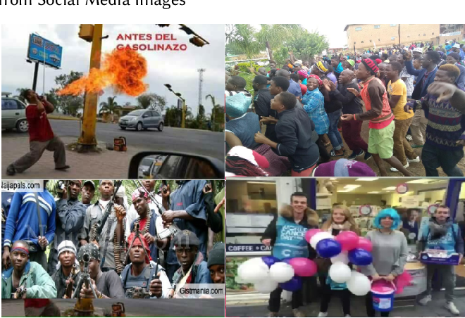 Figure 3 for Protest Activity Detection and Perceived Violence Estimation from Social Media Images