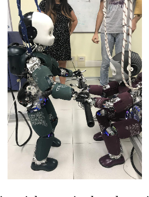 Figure 3 for Towards Partner-Aware Humanoid Robot Control Under Physical Interactions