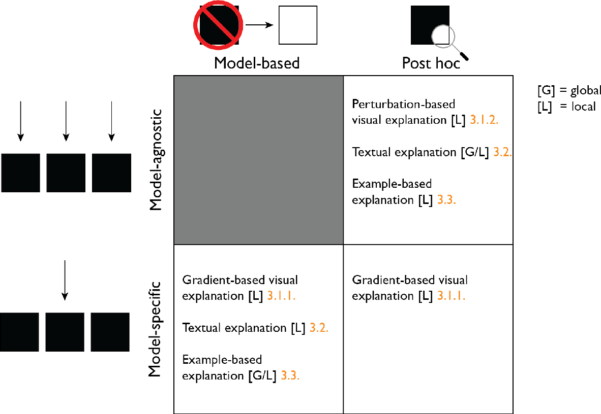 Figure 1 for Explainable artificial intelligence (XAI) in deep learning-based medical image analysis