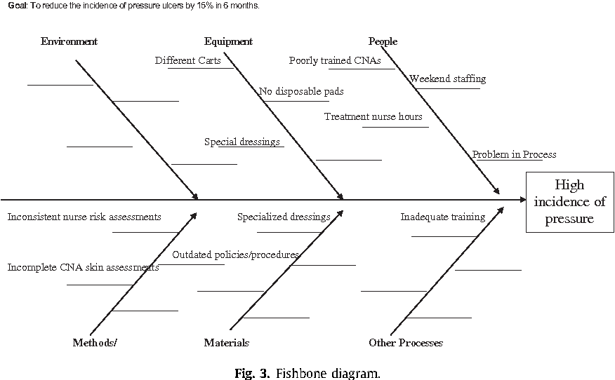 figure 3 from applying the advancing excellence in america u0026 39 s nursing homes circle of success to