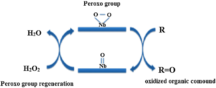 Review on the application of modified iron oxides as