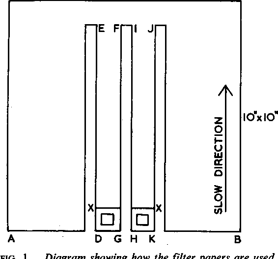 Figure 1 From The Determination Of Urinary Amines By One Dimensional