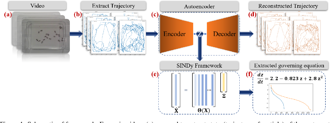 Figure 1 for Dominant motion identification of multi-particle system using deep learning from video